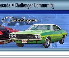 Plymouth Dodge Barracuda Challenger Mopar