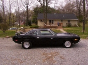 1971 340 Shaker Cuda