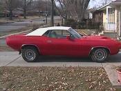 1971 Barracuda Convertible
