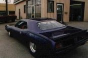1970 Tube Chassis Cuda