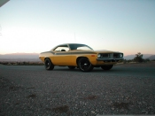 1972 Barracuda